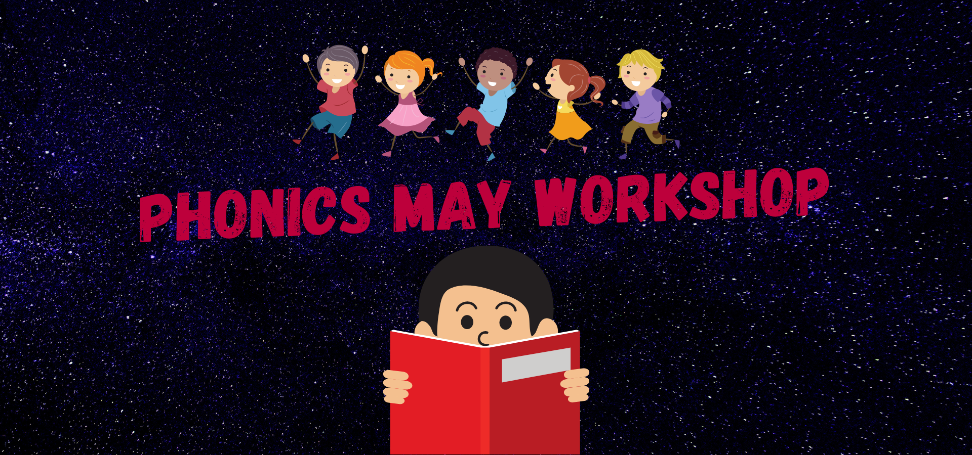 Phonics Showcase May Workshop